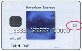 American Express Front